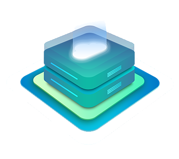 VPS Isometric Graphic
